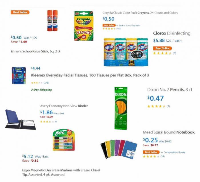 One Stop Online Shopping for School Supplies at Walmart.com! – Utah ... c943b29cd4456