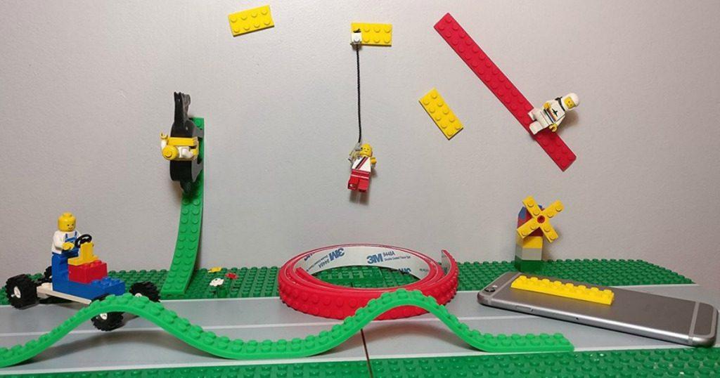 Stickybricky Lego Tape 681 Each Reg 11 Shipped Today Only