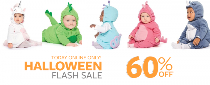 be3cbeeae Oh my goodness, these Carter's Baby Halloween Costumes are just adorable!  Today only, they're 60% off, priced at $16 (regularly $40)!