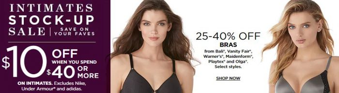 451e4dd2c7 A New Year a New Bra! Check out the intimates sale at Kohl s to get some  great deals. Shop a huge selection ...