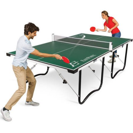 Eastpoint Sports Easy Setup Fold N Store Table Tennis