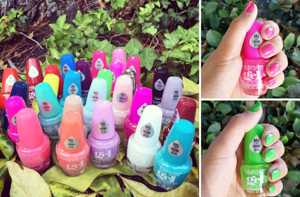 Instant Dry Gel Nail Polish – 20+ Colors for only $3.49 each *Great ...