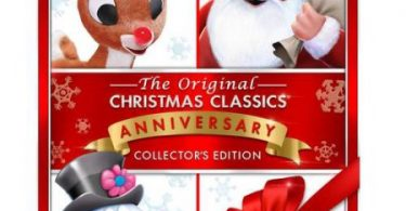 the original christmas classics gift set anniversary collection bluray for just 1375