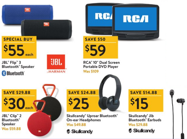 jbl bluetooth speakers walmart. jbl flip 3 bluetooth speaker for $55 jbl speakers walmart