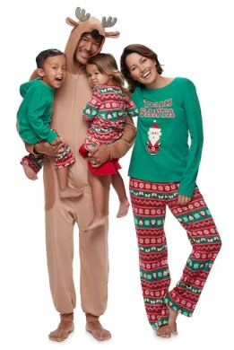Matching Family Christmas Pajamas as low as  10.49 (reg  11.99 ... a2658579f