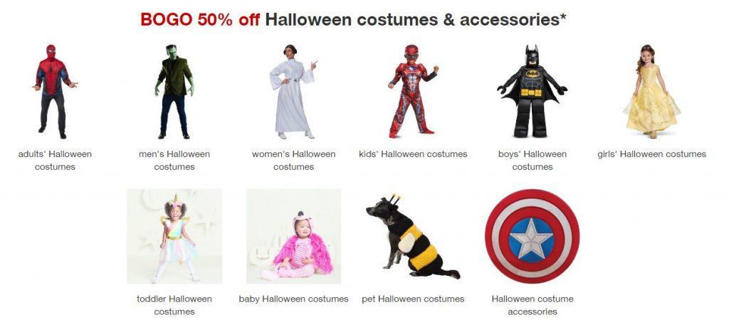 Target Halloween Costumes Buy One Get One 50% Off!  sc 1 st  Utah Sweet Savings & Target Halloween Costumes Buy One Get One 50% Off! u2013 Utah Sweet Savings