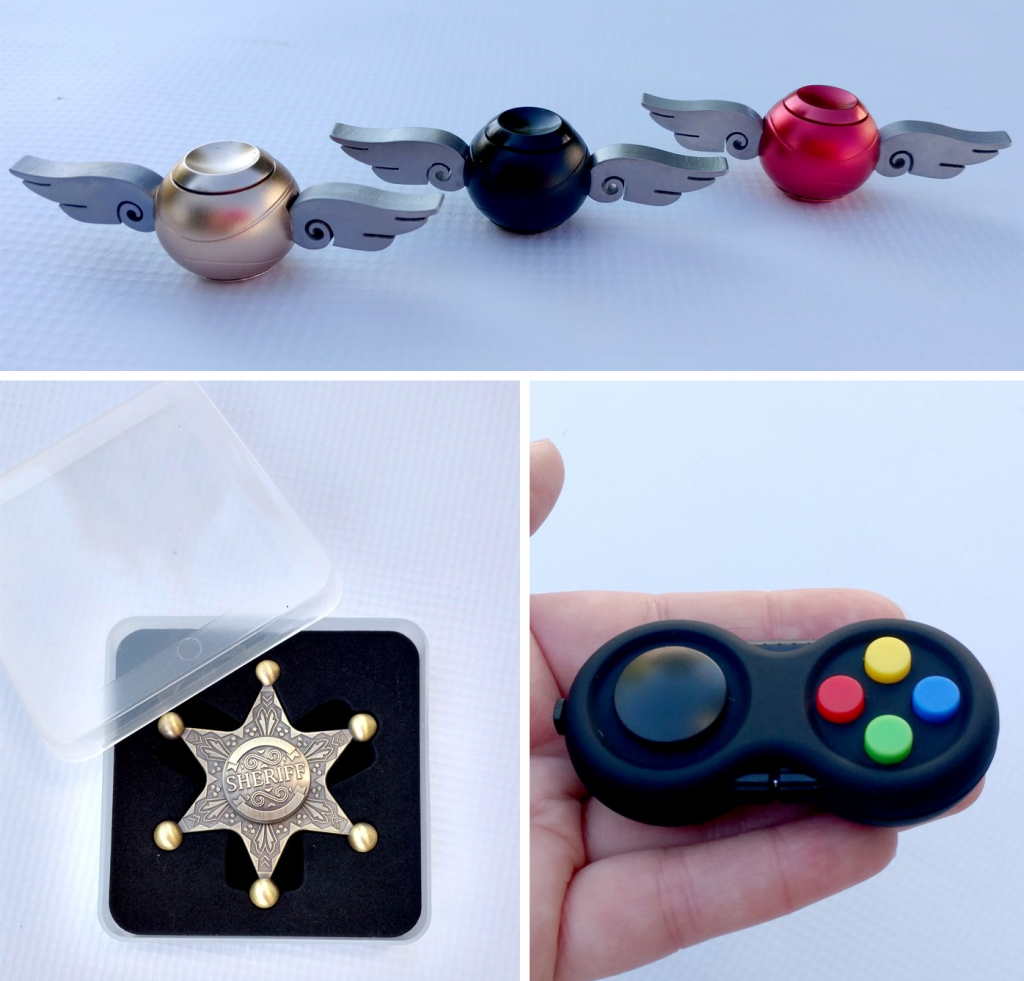 Cool Fidget Toys : Hurry unique fidget spinners toys from shipped