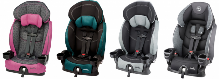 Extra 30% Off Evenflo Booster Seats! 5-Point Harness Booster Seats
