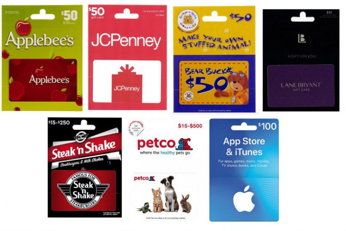 Discounted Gift Cards! *Hurry* – Utah Sweet Savings