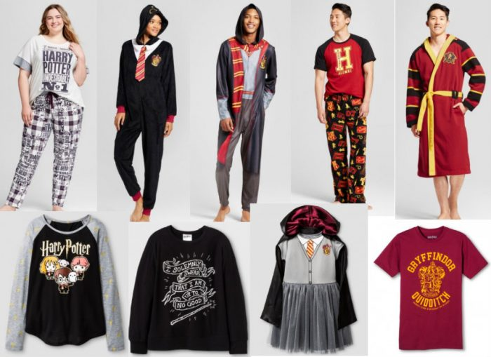 while you are there be sure to check out the harry potter clothing for the