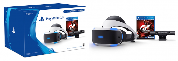 playstation vr gran turismo sport bundle reg 399. Black Bedroom Furniture Sets. Home Design Ideas