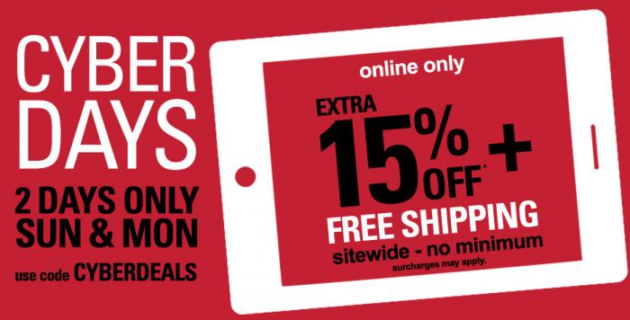 f6de0ea43 Cyber Monday Deals! All Stores!  Huge List  – Utah Sweet Savings