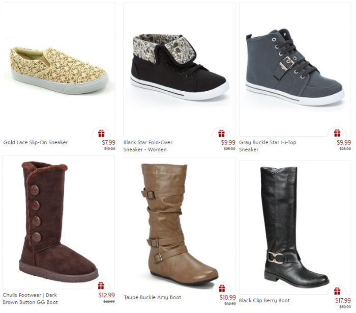 1eed463fdd5 Cute Women s Shoes from  7.99   Boots from  12.99!  Everything Under ...