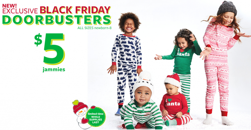 34dba4915 Carter s Black Friday Sale! 60% Off Entire Site + FREE Shipping!  5 ...