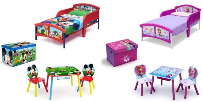 Disney Room In A Box Sets For 59 99 Reg 119 99
