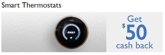 Nest Thermostat Rebate Ontario - Thermostat Manual