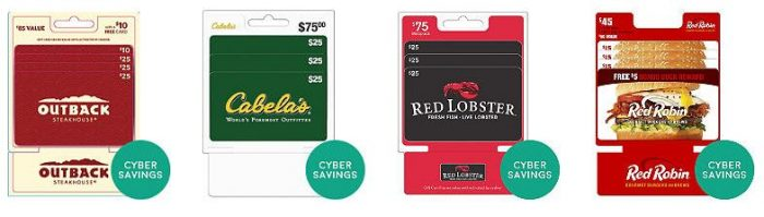 Olive Garden Gift Cards Good At Red Lobster Best Lobster 2017
