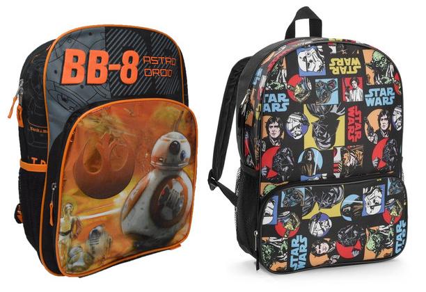 f44f412b616 Disney Star Wars Backpacks for  5.99 Shipped! – Utah Sweet Savings