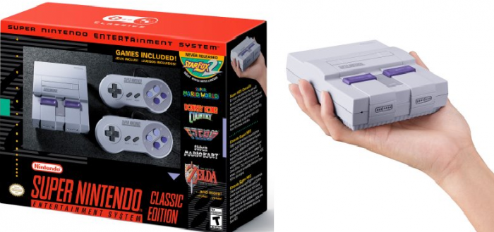 Super NES Classic Edition for $79 96 – Utah Sweet Savings