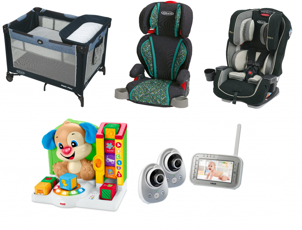 Today Only! Graco Car Seats & Other Baby Items *Black Friday Prices
