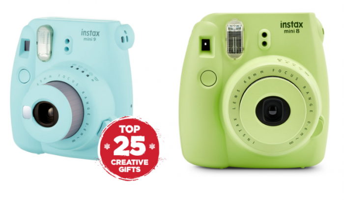 Fujifilm Instax Mini 9 Or 8 Cameras For 5999 Shipped FREE 10 Ct Film Reg 6999