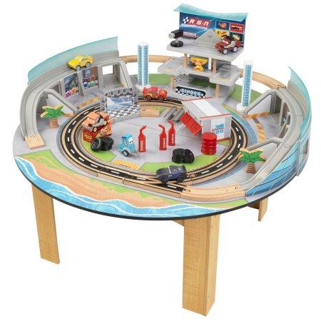 Kidkraft Disney Pixar Cars 3 Florida Racetrack Table For Just 54 97 Reg 149 99 Free Shipping
