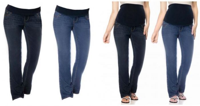 a17ed8d3d9c02 Check out these amazing prices on maternity pants! Liz Lange Maternity Low  Rise Bootcut Jeans ...