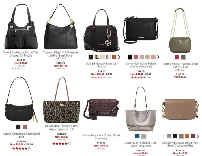 Check Out All The Gorgeous Designer Bags For 100 And Under