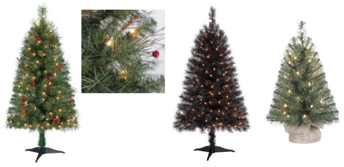 Holiday Time Christmas Lights.Holiday Time Christmas Trees From 9 87 Utah Sweet Savings