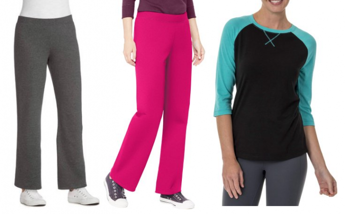 cb6d3b6996c Time to stock up on women s activewear clothing! Walmart has some KILLER  clearance deals! Stock up for yourself and your teens! The timing is just  right to ...