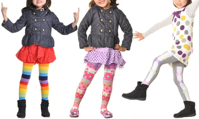04934b836d8fe Keep your kiddos' legs warm in these darling sweater tights! Angelina Kids'  ...