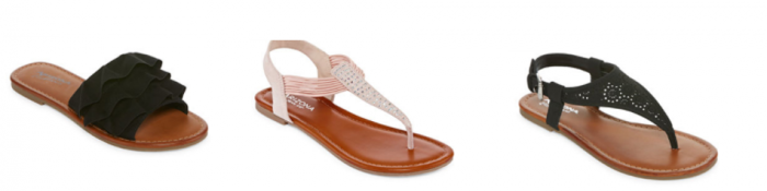 da75a1ed41f76 Buy 1 select pair of sandals or flip flops and get 2 pairs for free! This  deal is only avaliable online.