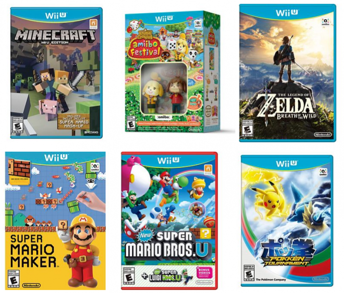 Wii U Games For Girls : Nintendo wii u game buy get free utah sweet savings