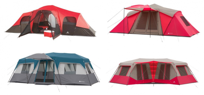 huge ozark trail tent clearance! \u2013 utah sweet savingsozark trail 10 person family tent for $64 with free store pickup or $89 with 2 day shipping (reg $99)
