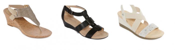 e9f1b69508ecd JCPenney  Buy 1 Get 2 FREE Women s Sandals and Flip Flops!! – Utah ...