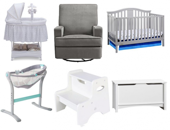 Spend $13 on Baby & Toddler Nursery Furniture, get $13 Target