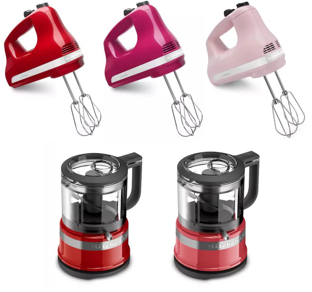 If Youu0027re In The Market For A High Speed Hand Mixer Or Mini Food Processor,  Nowu0027s Your Chance! You Might Want To Stock Up And Save These For Wedding  And ...
