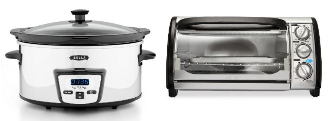 Small Kitchen Appliances For 10 After Rebate Reg 44 99