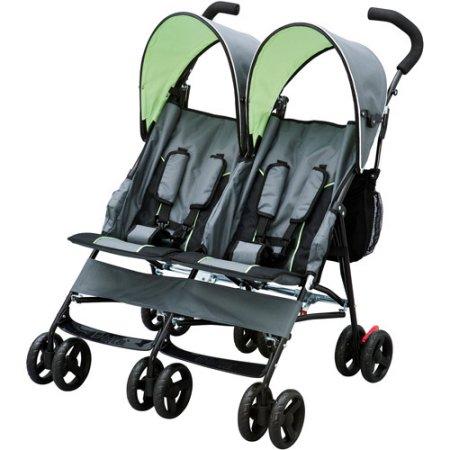 Delta Children LX Side By Double Stroller For 5471 Reg 6839