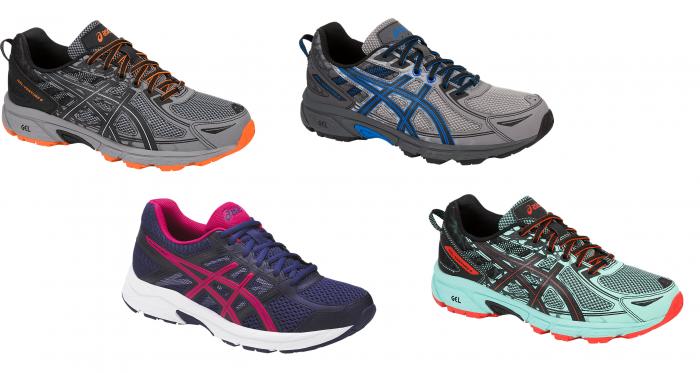 Men's & Women's ASICS Shoes for $40 Shipped!