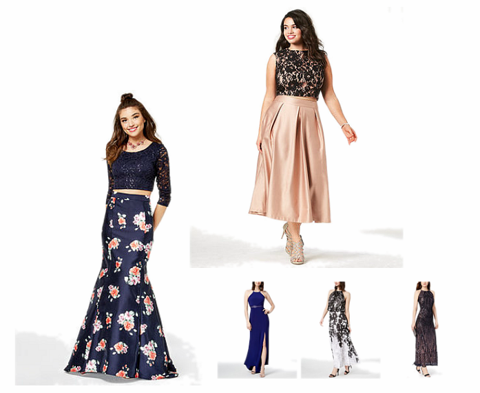TODAY ONLY Macy\'s Prom Dress Sale! Dresses under $100! – Utah Sweet ...