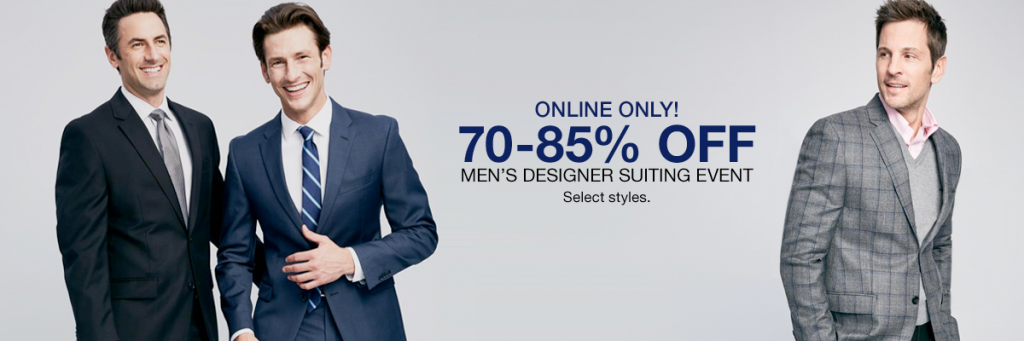 1b0d8a0ecb Are you looking for a suit for a wedding or a tux for prom  Macy s has a  nice selection of Men s Designer Suits on sale for 70-85% off!