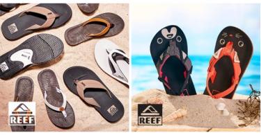 48dd94a4ca2 Huge REEF Flip-Flops   Sandals Sale! Adults   Kids Styles!
