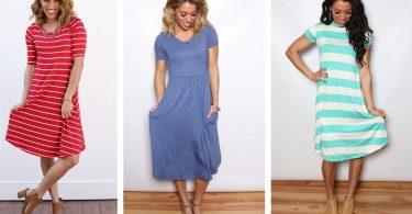 0bc2895e558 Dress Grab Bag! 2 Dresses for  23.98 Shipped!