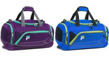e36fba1c476 Fila Sprinter Sports Duffel Bag for just  16.99 (Reg.  32)