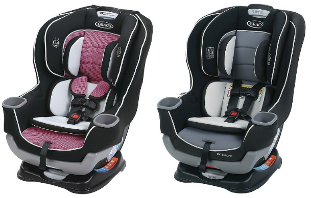 Graco Baby Extend2Fit 65 Convertible Car Seat for $127.99 Shipped ...