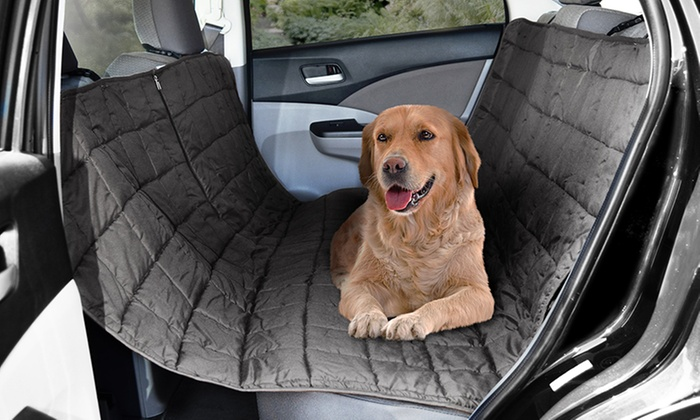 Water Resistant Dog Car Seat Protector For 1799 Reg 49 Today Only