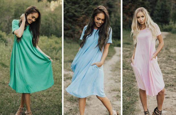 91c88cb2336 Summertime Dresses for  15.68 Shipped! – Utah Sweet Savings
