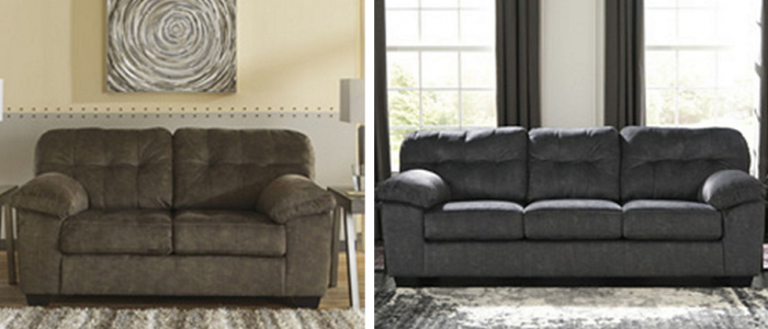 Ashley Furniture Signature Design Sofa And Love Seat 558 Shipped Straight To Your Home