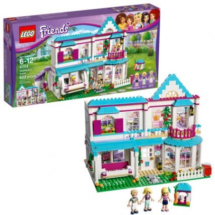 Lego Friends Christmas Sets.Lego Friends Stephanie S House Just 43 99 Reg 69 99